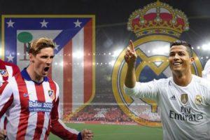 موعد مباراة أتلتيكو مدريد مع ريال مدريد اليوم السبت الجولة 12 الدورى الاسبانى