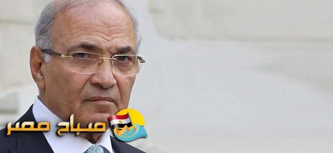 عودة احمد شفيق الى مصر خلال اسبوعين