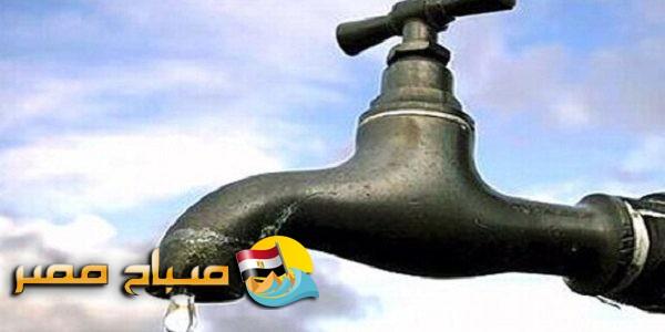 انقطاع المياه عن مركز دسوق بالكامل  يومين في كفر الشيخ