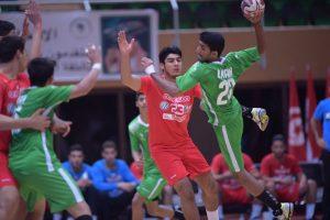 موعد مباريات اليوم  السبت فى البطولة العربية التاسعة لمنتخبات الناشئين لكرة اليد