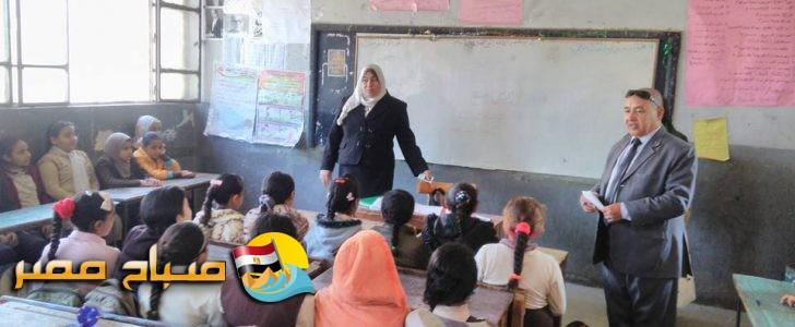 قافلة التعليم تواصل حل المشاكل الواردة على الخط الساخن بالقليوبية
