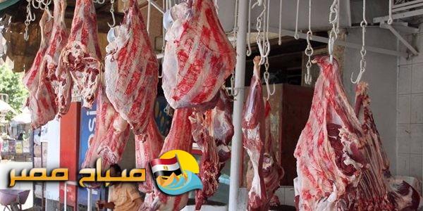 أسعار اللحوم اليوم الخميس 6-12-2018 بمحافظة الإسكندرية