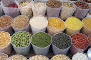 اسعار البقوليات والتوابل والأعشاب اليوم السبت فى كفر الشيخ
