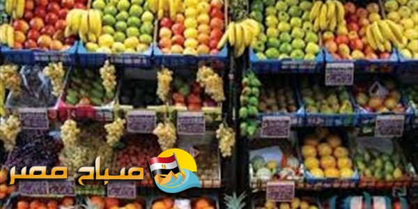 تعرف على أسعار الفواكه المتوقعة غدا الخميس 01-08-2019 بالمحافظات