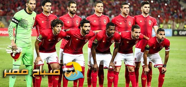 الاهلى يدخل معسكر مغلق فى الاسكندرية للاستعداد الى مباراة المصرى