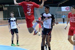نتائج مباريات اليوم  الاحد فى البطولة العربية 9 لمنتخبات الناشئين لكرة اليد