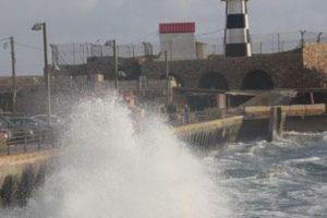 رفع درجة الاستعداد بميناء الإسكندرية بسبب سوء الأحوال الجوية