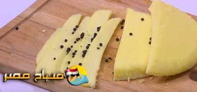 بديل الجبنة الرومي على طريقة نجلاء الشرشابي