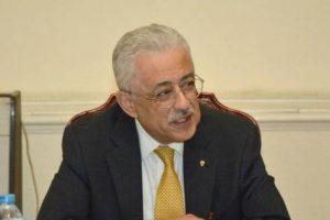 وزير التعليم ينعي وفاة طالبة أثناء أداء امتحان اللغة العربية بالاسكندرية