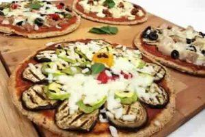 البيتزا الدايت بطريقة سالى فؤاد