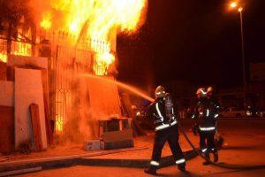 اندلاع حريق داخل مستشفى فى الشرقية