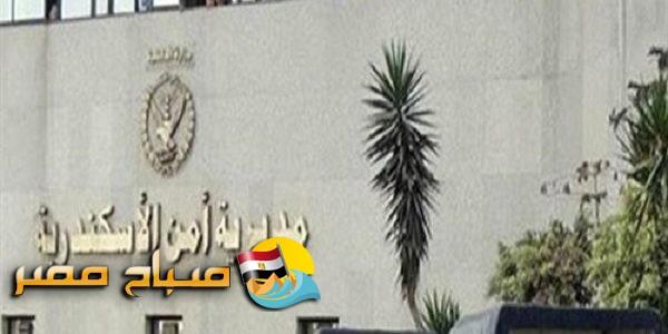 القبض على أطراف مشاجرة تسببوا فى إصابة سائق قطار بالإسكندرية
