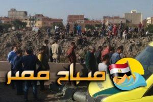 ننشر  التقرير الطبي للمصابين فى حادث انقلاب واحتراق أتوبيس الإسكندرية
