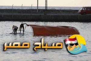 انتشال جثتى طفلتين بعد غرقهما بترعة مهنا في محافظة البحيرة