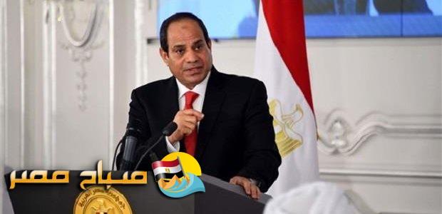الرئيس السيسي يوافق على منحة 8 ملايين يورو لإعادة تأهيل ترام الرمل بالإسكندرية