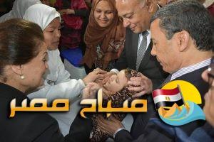 24 فبراير المقبل بدء حملة التطعيم ضد مرض شلل الأطفال بدمياط