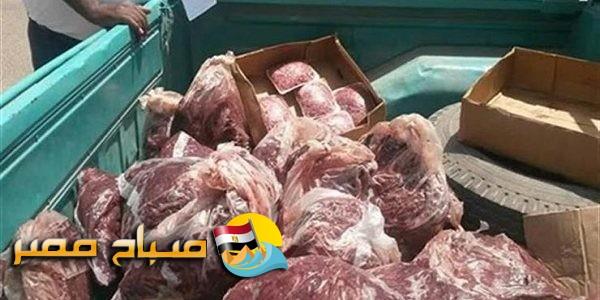 إعدام 97 كيلو لحوم غير صالحة للاستخدام وتحرير 16 محضرًا في حملة مراقبة الأغذية بسوهاج