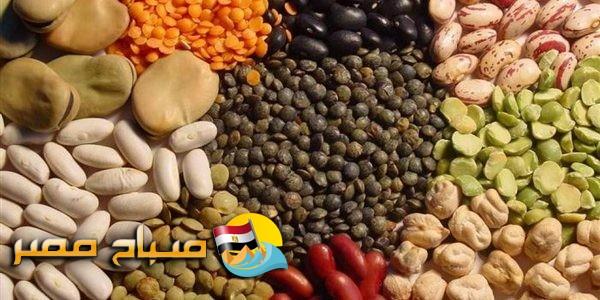 اسعار البقوليات والتوابل والأعشاب اليوم السبت فى الشرقية