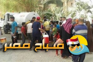 انقطاع المياه عن 4 مناطق بالقاهرة.. تعرف عليها