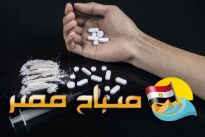 حبس 5 عاطلين متورطين في تجارة المواد المخدرة ببولاق الدكرور