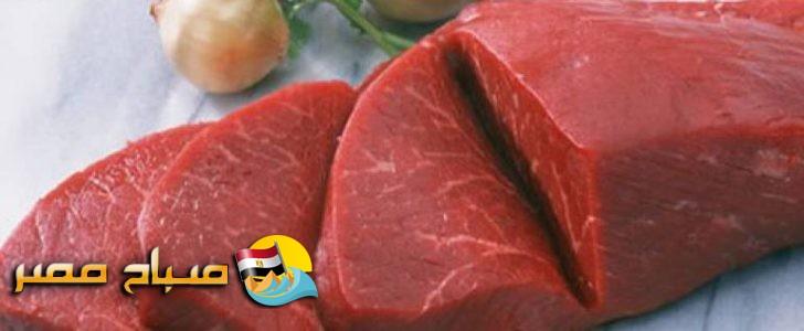 اسعار اللحوم اليوم الأثنين 16-4-2018 بالإسكندرية