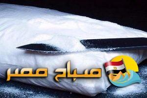 ضبط كمية من مخدر الحشيش و الهيروين فى خانكة القليوبية