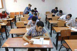 تحرير 19 محضر محضر غش وتحويل رئيس لجنة امتحانية للشئون القانونية في امتحان التاريخ للثانوية الأزهرية