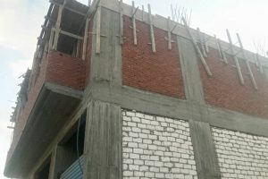 إيقاف أعمال بناء مخالف بحي المنتزه فى الإسكندرية