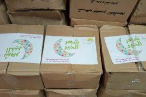 توزيع 3 آلاف كرتونة مواد غذائية بمناسبة شهر رمضان بتضامن الاسكندرية