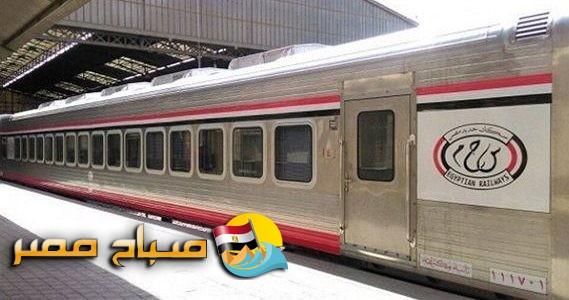 تشغيل قطار مفاجآت للمدن الشاطئية يوم شم النسيم بتذكرة 15 جنيها