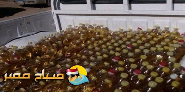 ضبط سيارة محملة بـ 75 كرتونة زيت تمويني بالحملات التموينية بكفر الشيخ