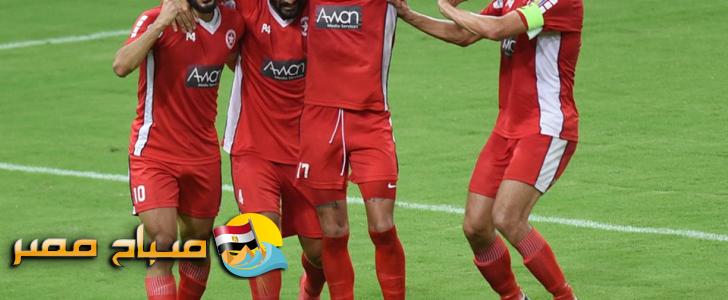 النجمة اللبنانى يواجه الاهلى فى البطولة العربية