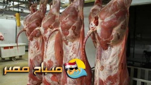 اسعار اللحوم البلدى و المستوردة فى الشرقية اليوم الخميس