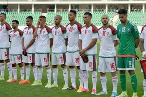 تشكيل منتخب المغرب الرسمى في مواجهة البرتغال