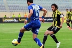 سموحة يهزم دجلة ويصعد لنصف نهائى كأس مصر