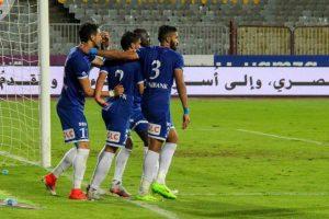 موعد مباراة الداخلية وسموحة الدوري المصري