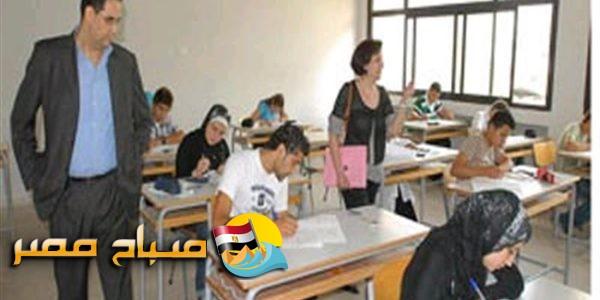 صفحات الغش الالكتروني تنشر جزء من امتحان الجغرافيا والأحياء للثانوية الدور الثاني