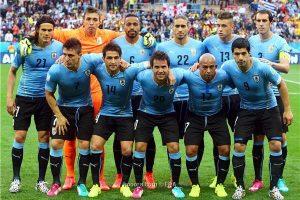 تعرف على قائمة منتخب أوروجواى في مونديال روسيا