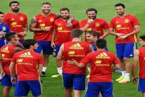تعرف على قائمة المنتخب الإسباني في مونديال روسيا