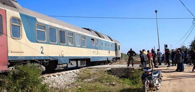 إصابة طالب سقط من قطار الصعيد و إصابة 4 أخرين فى حادثة أخرى