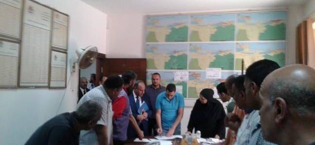 غرفة عمليات 24 ساعة لاستقبال شكاوى المواطنين فى حالة مخالفة تطبيق التسعيرة الجديدة