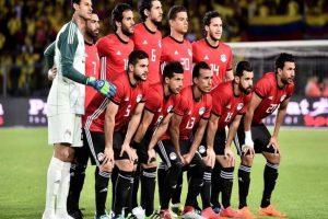 مصر تتقدم مركزا في تصنيف الفيفا قبل كأس العالم
