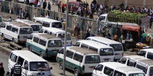 التحفظ على 7 سائقين بتهمة فرض أجرة على الركاب اعلى من التعريفة المقررة