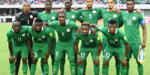 تشكيل منتخب نيجيريا