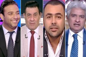 الإبراشي والحسيني وشلبي وميدو يتعاقدوا مع MBC
