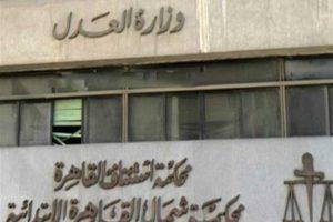 محكمة جنايات شمال القاهرة تحيل أوراق مغتصب ربة منزل لمفتى الجمهورية