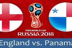 موعد مباراة انجلترا و بنما مونديال روسيا