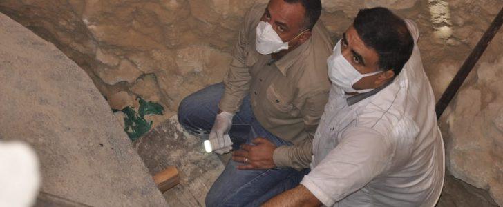 بدء استكمال أعمال رفع تابوت الإسكندرية الأثري