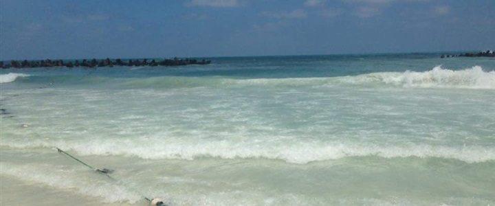 مصرع شاب غرقاً فى شاطىء الهانوفيل بالإسكندرية