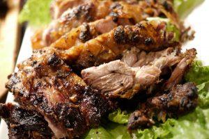طريقة عمل لحم مشوي بالفرن المقادير